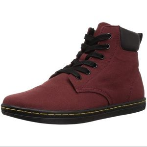 Doc Martens Maelly Canvas Boots